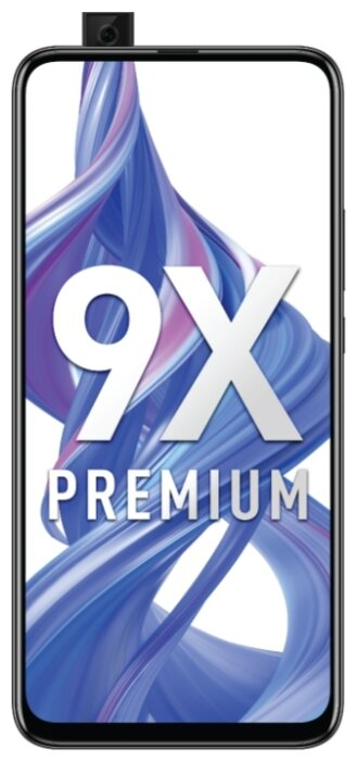 Смартфон Honor 9X Premium 6/128Gb Black